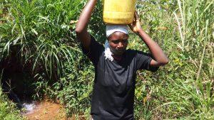 The Water Project:  Esther Luvale Karakacha