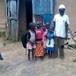 The Water Project: Maganyi Community, Bebei Spring -  Mr Bebei At His Home