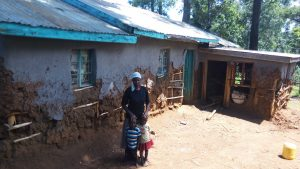 The Water Project:  Esther And Her Children