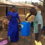 The Water Project: Shibale Primary School -  Training