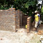 The Water Project: Shiyabo Secondary School -  Latrine Construction