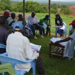 The Water Project: Kithumba Community A -  Training