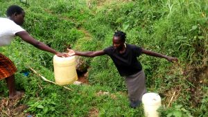 The Water Project:  Helping Each Other