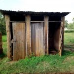 The Water Project: El'longo Secondary School -  Latrines
