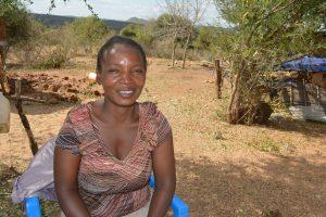 The Water Project:  Jennifer Maluki