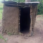 The Water Project: Mwituwa Community, Shikunyi Spring -  Latrine