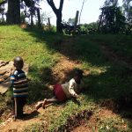 The Water Project: Sharambatsa Community, Mihako Spring -  Children Playing