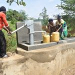 The Water Project: Kithumba Community A -  Clean Water