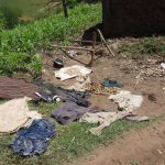 The Water Project: Shitungu Community E -  Clothes Drying