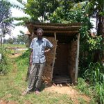 The Water Project: Shibuli Community -  Khamala Latrine