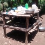 The Water Project: Musango Community B -  Dish Rack