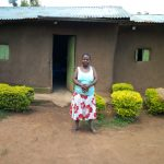 The Water Project: Esembe Community -  Mrs Chera At Her Home