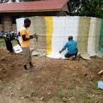 The Water Project: Shiyabo Secondary School -  Tank Construction