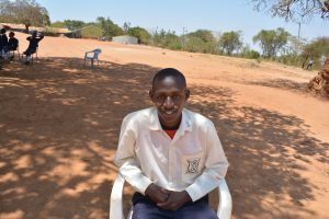 The Water Project:  Emmanuel Muindi
