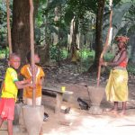 The Water Project: Kigbal Community -  Community