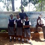 The Water Project: Imbale Secondary School -  School Entrance