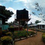 The Water Project: George Khaniri Kaptisi Mixed Secondary School -  Empty Plastic Tank