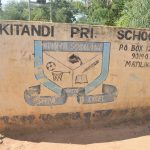 The Water Project: Kitandi Primary School -  Entrance