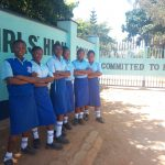The Water Project: St. Mary's Girl's High School -  School Gate