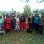 The Water Project: Luyeshe Community -  Training Participants