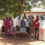 The Water Project: Rubona Kyagaitani Community -  Training