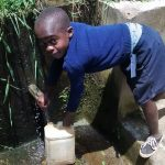 The Water Project: JM Rembe Primary School -  Kobala Spring