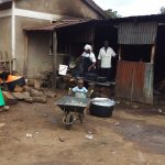 The Water Project: Shibale Secondary School -  School Kitchen
