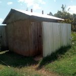 The Water Project: Bushili Secondary School -  Latrines