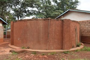 The Water Project:  Concrete Tank