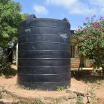 The Water Project: Kitandi Primary School -  Plastic Tanks