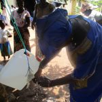 The Water Project: Benke Community, Waysaya Road -  Hand Washing