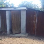 The Water Project: Shibale Secondary School -  Latrines