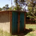 The Water Project: Muyere Secondary School -  Latrines