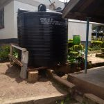 The Water Project: Imbale Secondary School -  Plastic Tank
