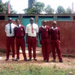 The Water Project: George Khaniri Kaptisi Mixed Secondary School -  Latrines