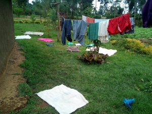 The Water Project:  Things Drying