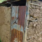The Water Project: Elukuto Community, Isa Spring -  Latrine