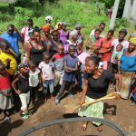 The Water Project: Benke Community, Waysaya Road -  Breaking First Ground