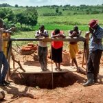 The Water Project: Maiha-Kayanja Community -  Excavation