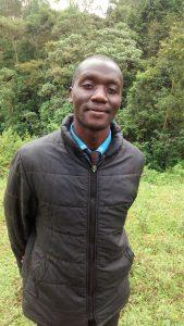 The Water Project:  Ezron Ongaya