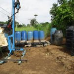 The Water Project: Benke Community, Waysaya Road -  Drill Rig
