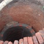 The Water Project: Rubani-Kyawalayi Community -  Well Construction