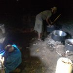 The Water Project: Chebunaywa Primary School -  School Kitchen