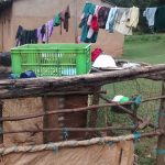 The Water Project: Chandolo Community, Joseph Ingara Spring -  Dish Rack And Households