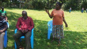 The Water Project:  Doricus Mulunda