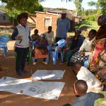 The Water Project: Mitini Community A -  Training