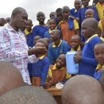 The Water Project: Kivani Primary School -  Hand Washing Training