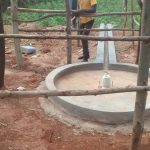 The Water Project: Maiha-Kayanja Community -  Well Pad