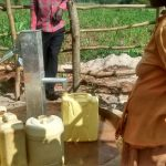 The Water Project: Byebega-Kirisa Community -  Clean Water