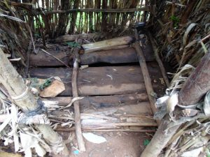 The Water Project:  Dangerous Latrine Floor